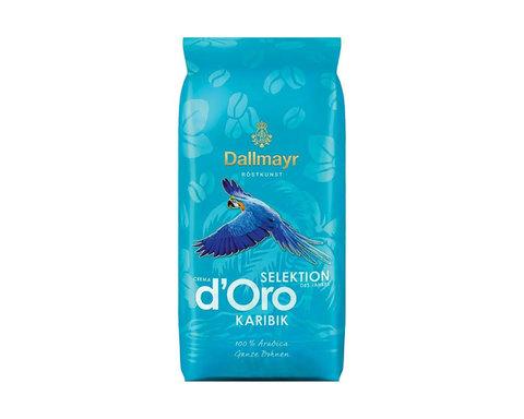 купить Кофе в зернах Dallmayr Crema d'Oro Selektion Karibik, 1 кг