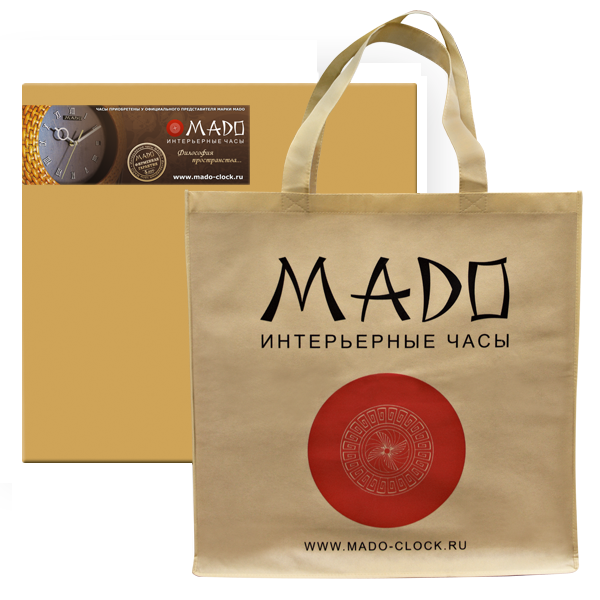 Настенные часы Mado MD-180