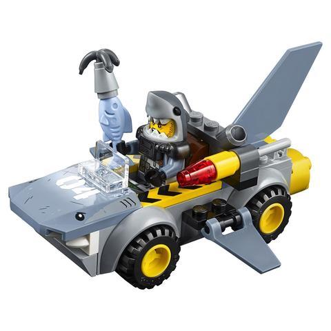 LEGO Juniors: Нападение акулы 10739 — Shark Attack — Лего Джуниорс Подростки