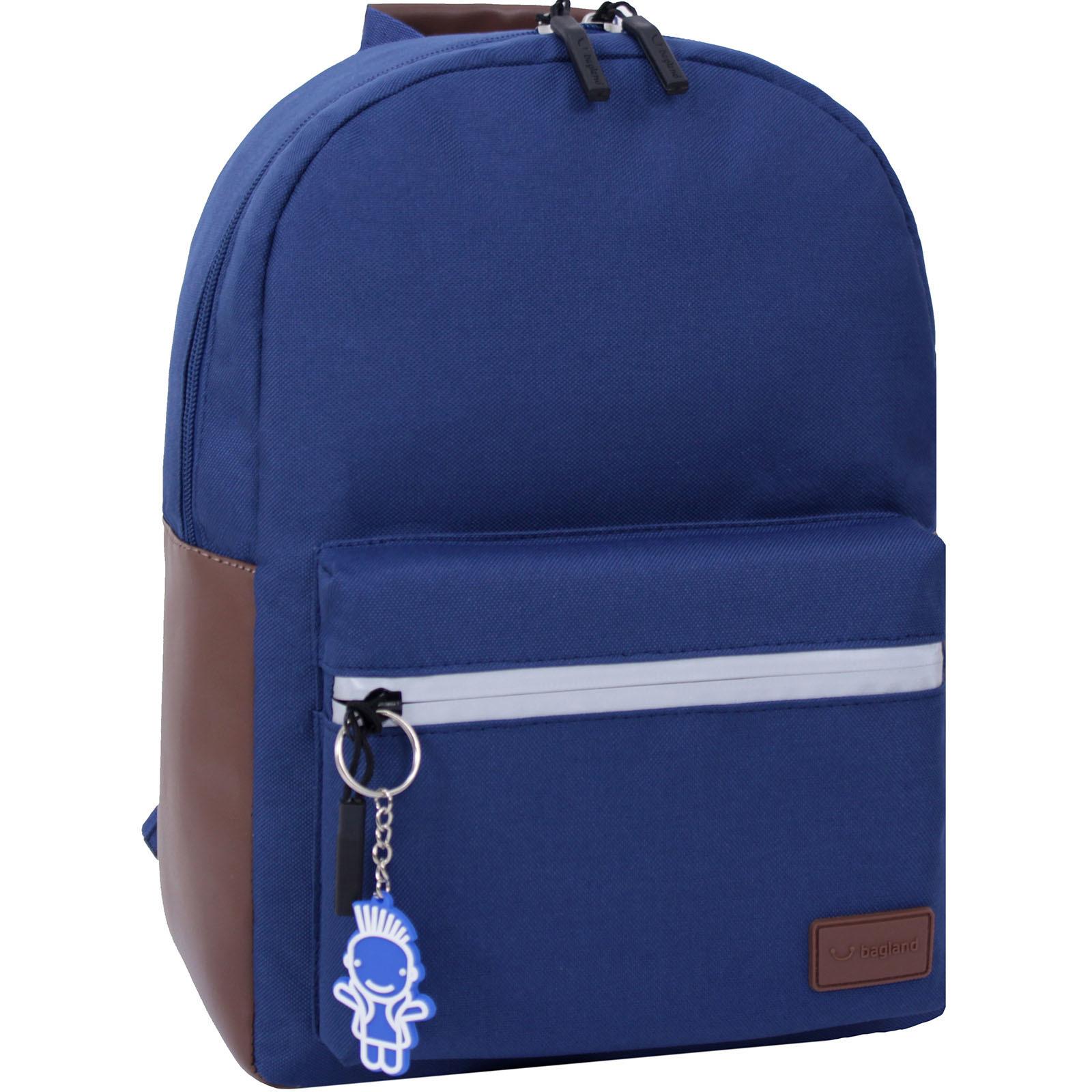 Молодежные рюкзаки Рюкзак Bagland  Frost 13 л. синий (00540663) IMG_3184.JPG