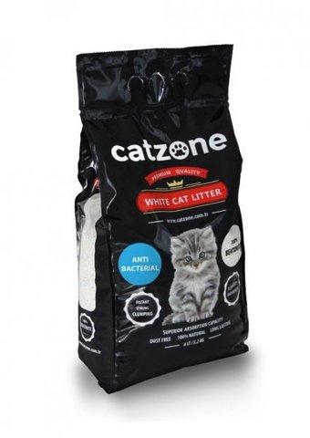 Комкующийся наполнитель Catzone Antibacterial 10 кг