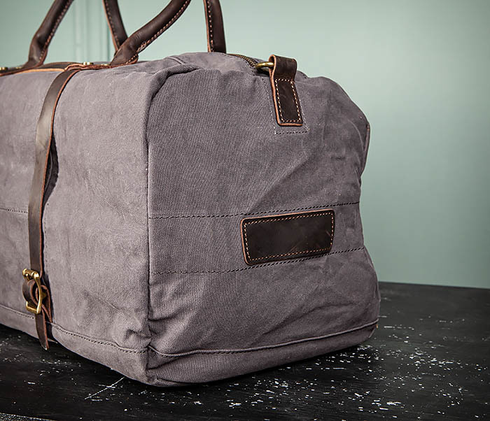BAG500-1 Вместительная дорожная сумка для поездок фото 07