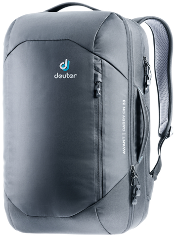 Рюкзаки Deuter Aviant Carry On 28 Black