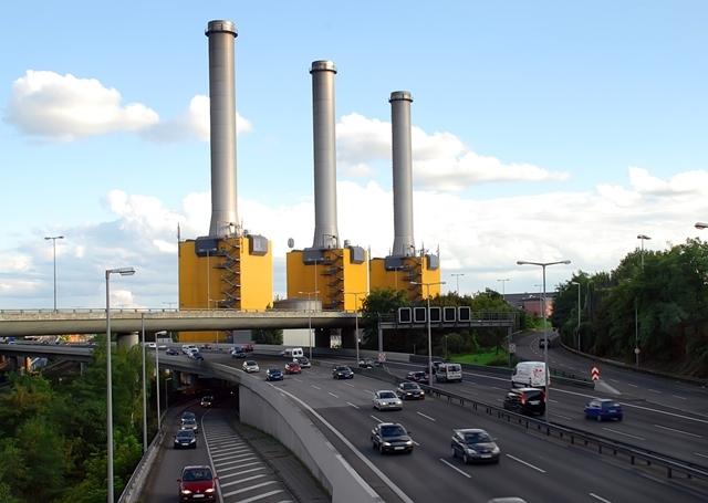 ОВОС. Завод по термическому обезвреживанию твердых коммунальных отходов