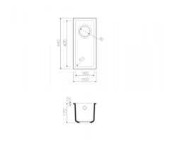 Схема Omoikiri Bosen 20-U-DC