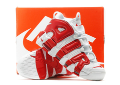 Nike Air More Uptempo 96 'Gym Red'