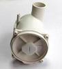 Улитка в сборе  с фильтром сливного насоса стиральных машин Аристон/Индезит 50557