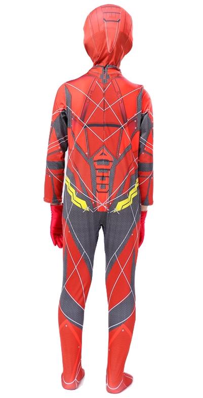 Лига Справедливости костюм Флэш