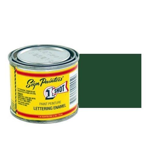Пинстрайпинг (pinstriping) 148-L Эмаль для пинстрайпинга 1 Shot Темно-зелёный (Dark Green), 118 мл DarkGreen.jpg