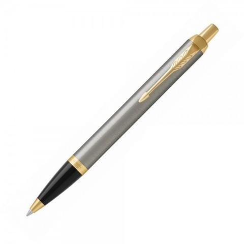 1931670 Parker IM Core Brushed Metal GT Шариковая ручка