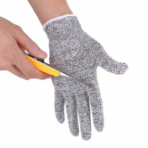 Перчатки от порезов защитные