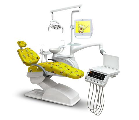 Mercury 4800 KIDS стоматологическая установка с нижней подачей инструментов