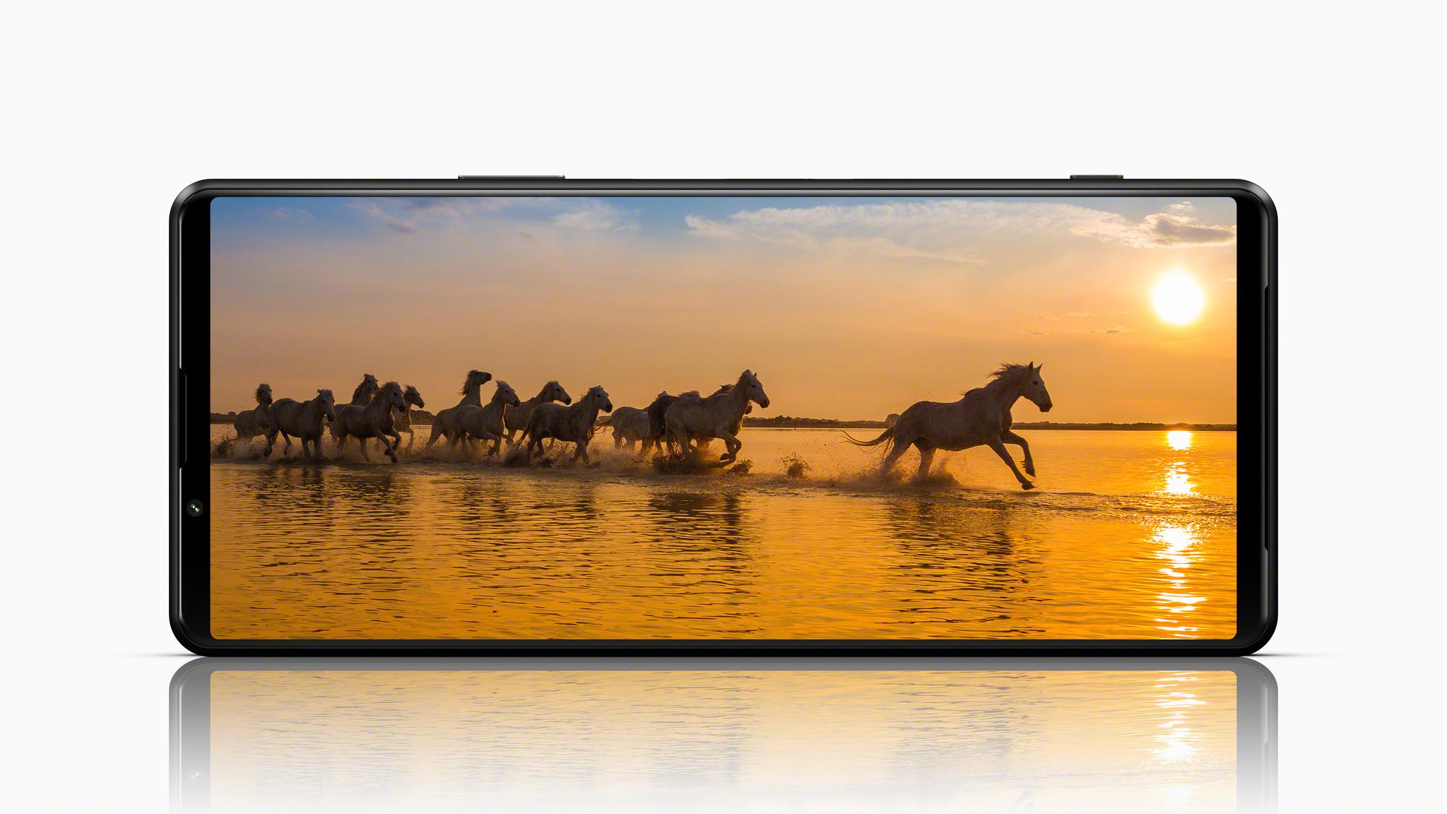 Купить Xperia 1 mark 3 в интернет-магазине Sony Centre