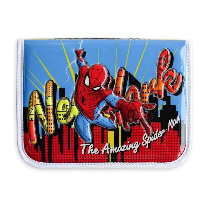Школьный пенал с наполнением Человек-Паук Marvel