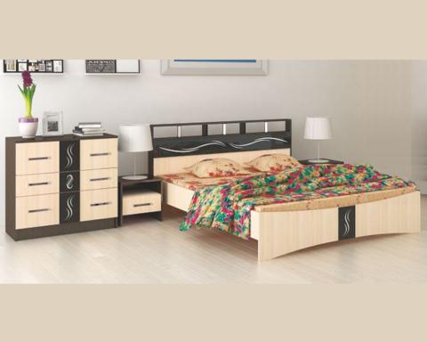 Спальня модульная ЭРИКА-4