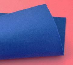 Фетр жесткий толщина 1 мм  королевский синий