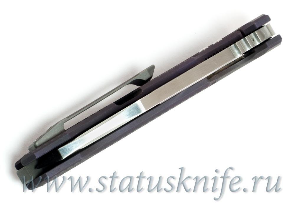 Нож The Beast 2015 Andre De Villiers  Μολών λαβέ - фотография
