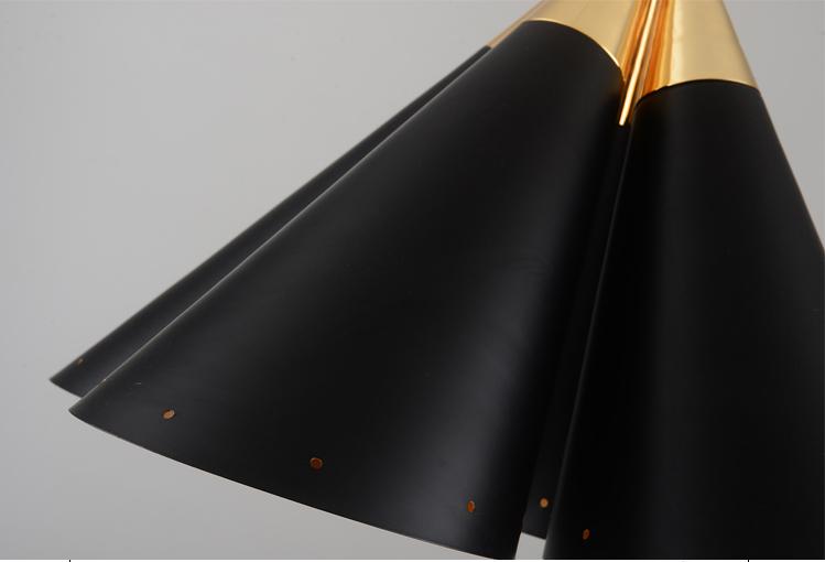 Потолочный светильник копия Madeleine by Delightfull (черный)