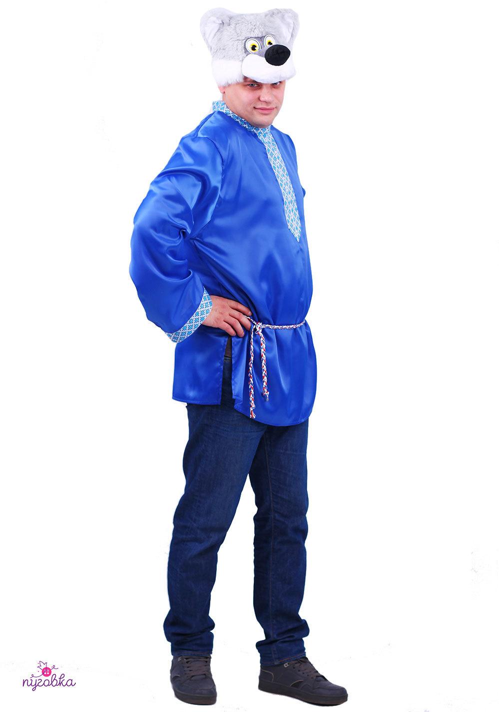 Карнавальный костюм взрослый Волк Афанасий