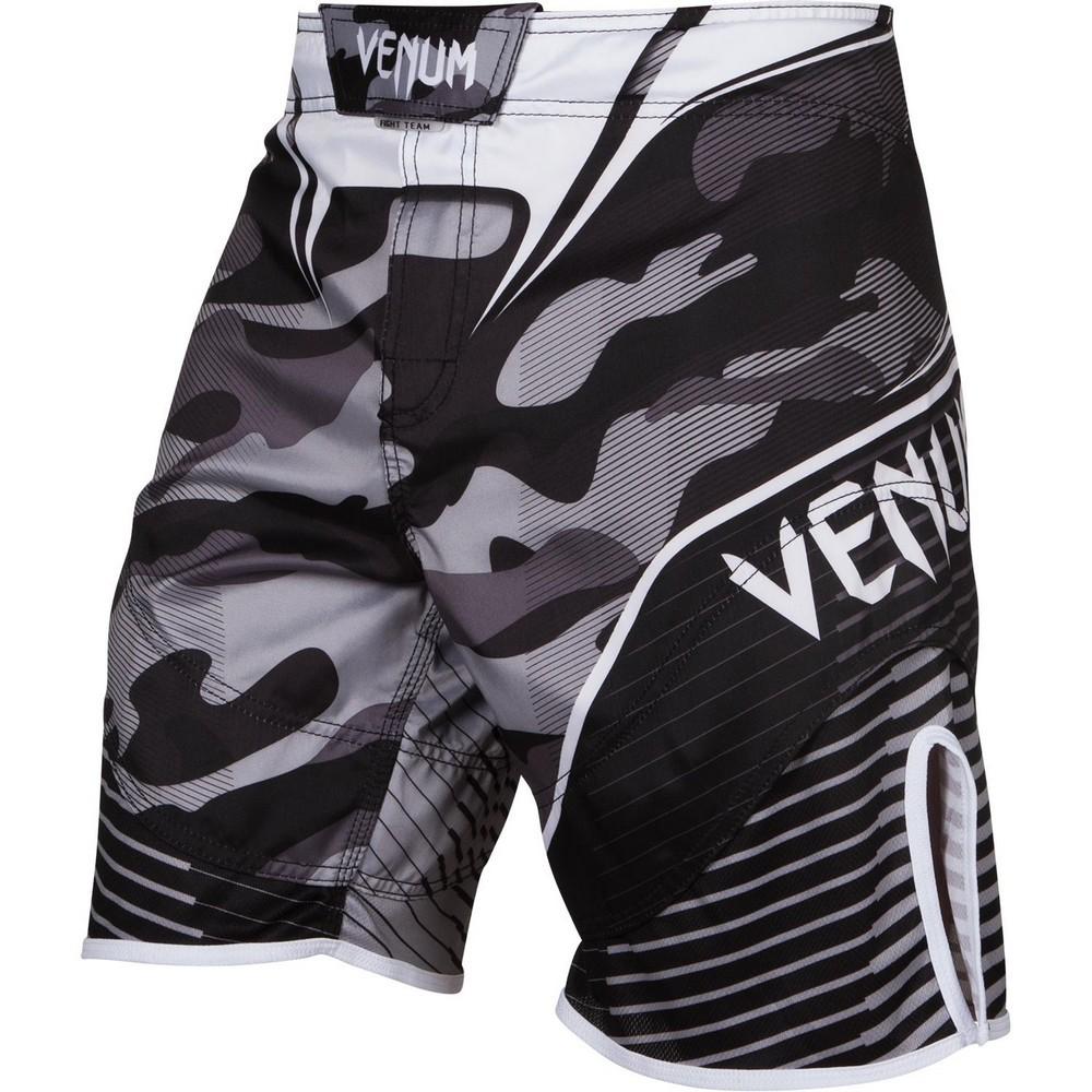 Шорты Шорты Venum Camo Hero FIght Shorts - Grey 1.jpg