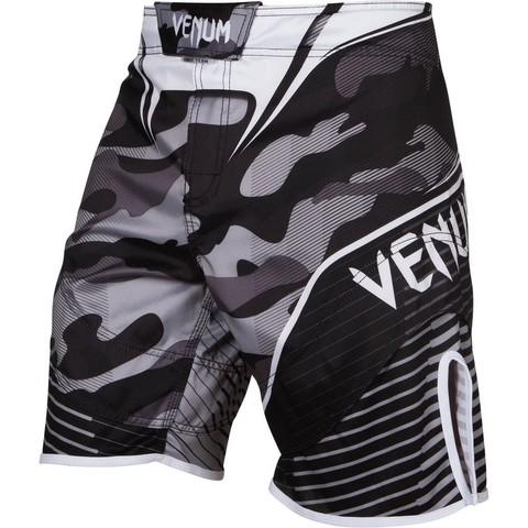 Шорты Venum Camo Hero FIght Shorts - Grey