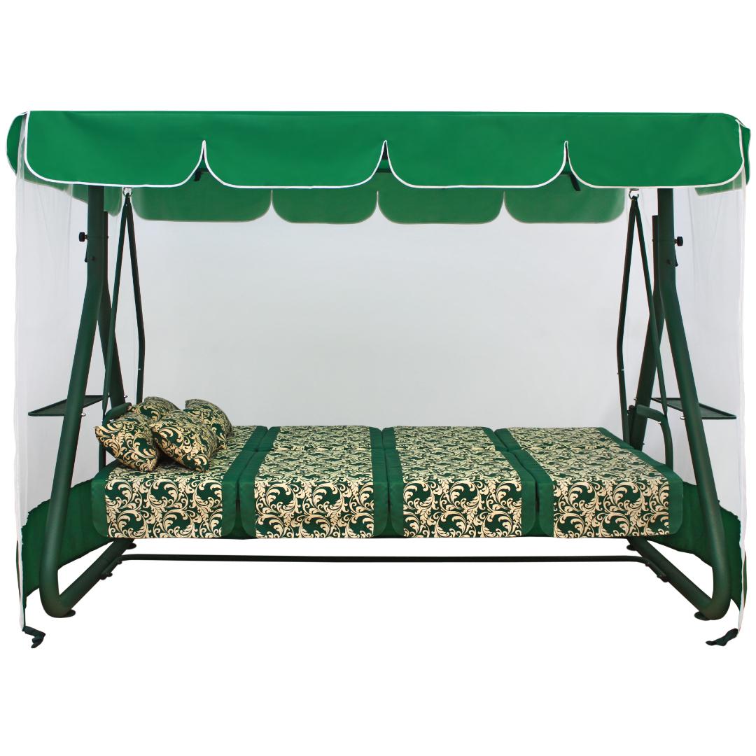 Дефа Люси зеленая кровать