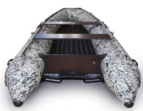 Надувная ПВХ-лодка Солар Максима - 500 К (пиксель)