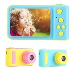 детский фотоаппарат summer vacation синий