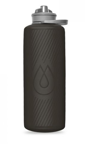 Мягкая бутылка для воды  HydraPak Flux (1 литр), серая