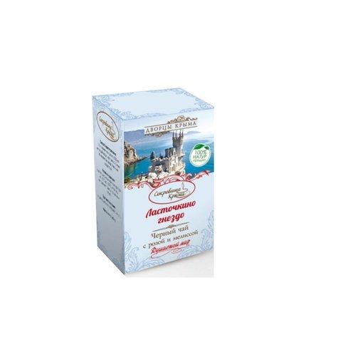 Крымский чай «Ласточкино гнездо»™Душистый Мир