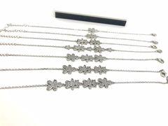 40298- Браслет из серебра с подвеской