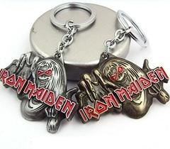 Брелок Iron Maiden