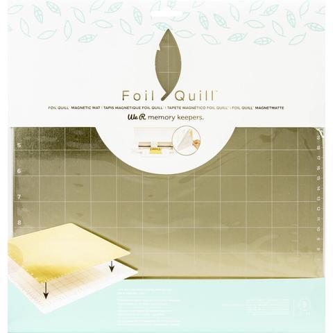 Магнитный мат для фольгирования -We R Memory Keepers Foil Quill Magnetic Mat 30х30 см.