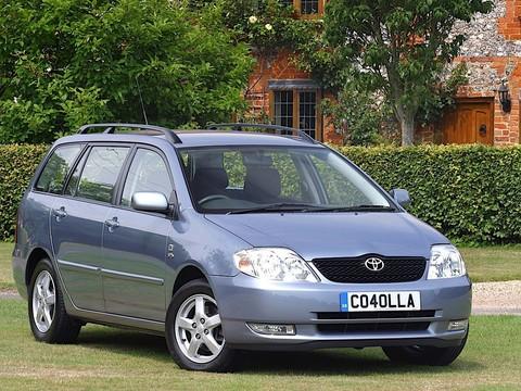 Тормозные колодки Kötl 3289KT для Toyota Corolla IX универсал (_E12J_, _E12T_) 1.6 VVT-i, 2002-2007 года выпуска