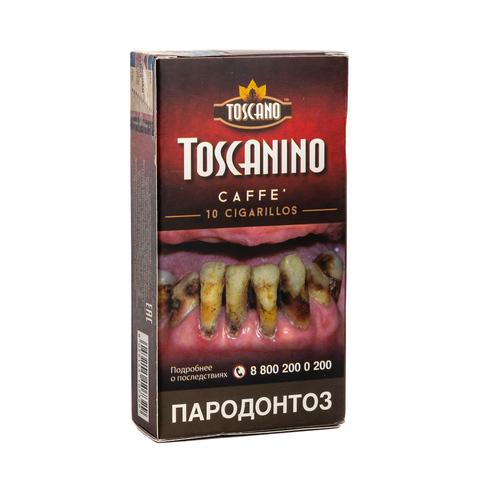 Toscano Toscanino Caffe 10шт