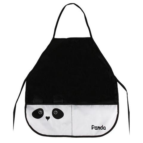 Фартук для труда №1 School Panda 2 кармана, нарукавники