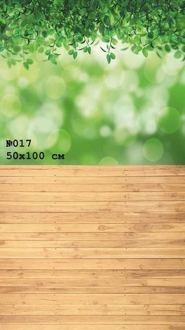 Фотофон виниловый «Листва» №017
