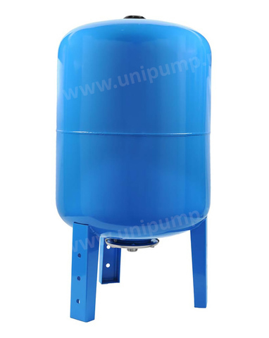 Гидроаккумулятор - Unipump 200л (вер) с манометром Uni_200_L_V