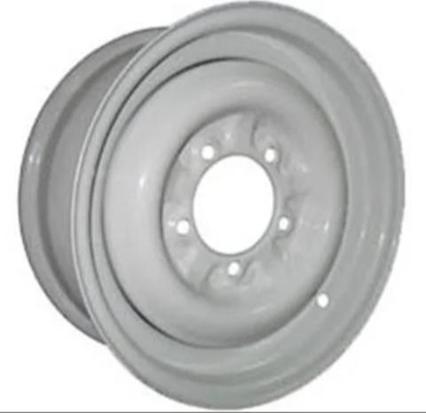Диск  колесный стальной R15 УАЗ 452, 469 (пр-во КрКз)
