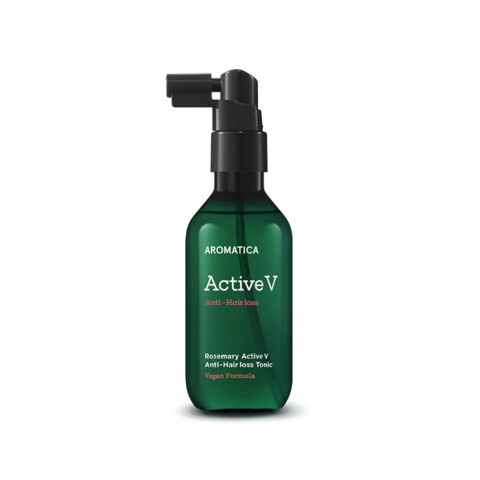 AROMATICA Тонер для волос с розмарином Rosemary Active V Anti-Hair Loss Tonic 100ML