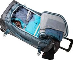 Сумка рюкзак на колесах Deuter Aviant Duffel Pro Movo 60 arctic-graphite - 2