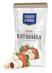 GOOD FOOD Клубника в белой глазури 150 г