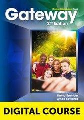 Mac Gateway 2Ed B1 Online Workbook (code only)