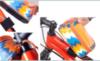 Картинка велосумка Roswheel 121024LMH Оранжевый - 2