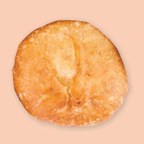 Пирожок с картошкой постный