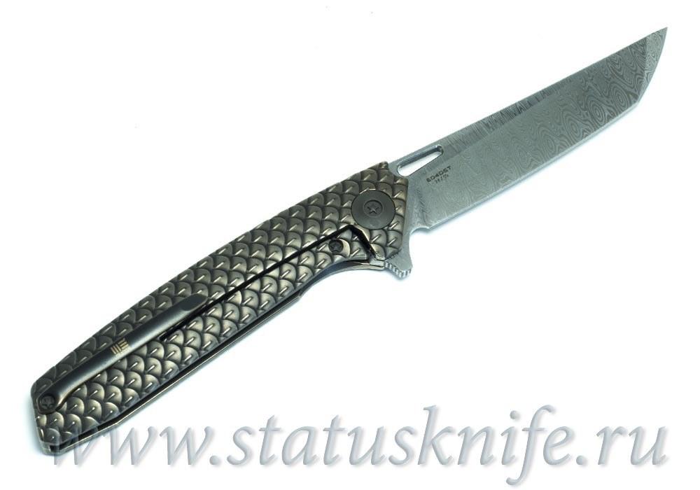 Нож We Knife 604DST Dragon Tanto limited - фотография