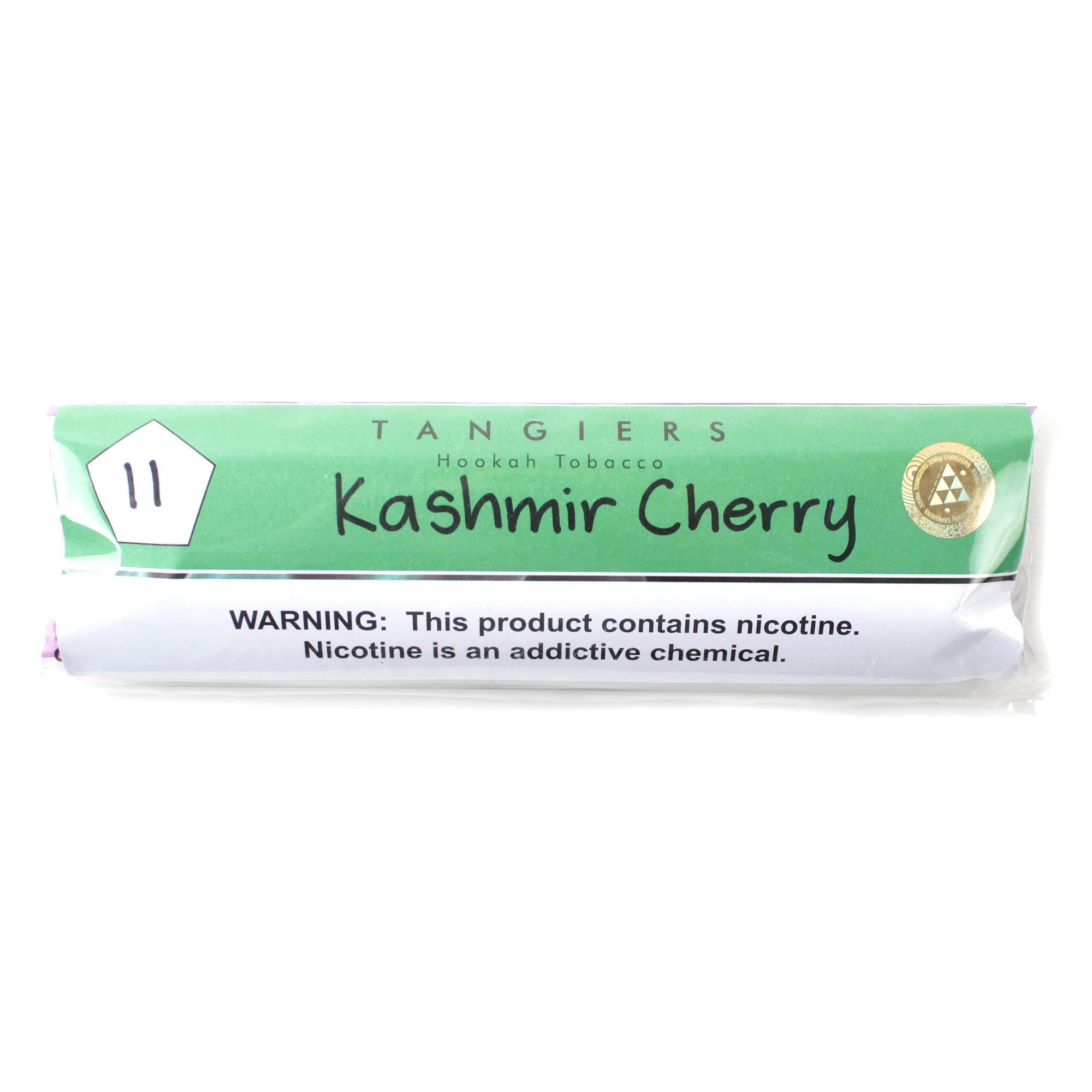 Табак для кальяна Tangiers Birquq (зеленый) 11 Kashmir Cherry 250 гр