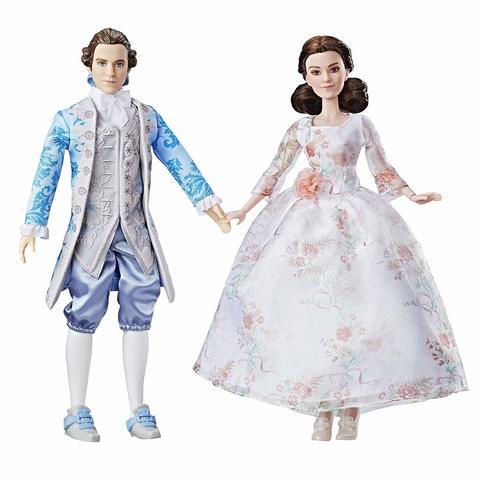 Набор кукол Белль и Принц Королевский праздник Коллекционные