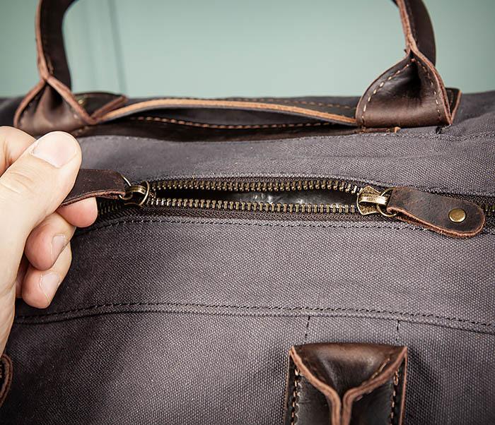 BAG500-1 Вместительная дорожная сумка для поездок фото 11
