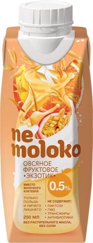 Немолоко напиток овсяный Экзотик 250 мл